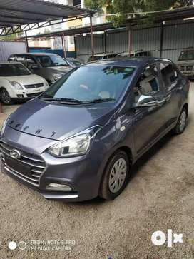 Hyundai Xcent 2018 Diesel Well Maintained