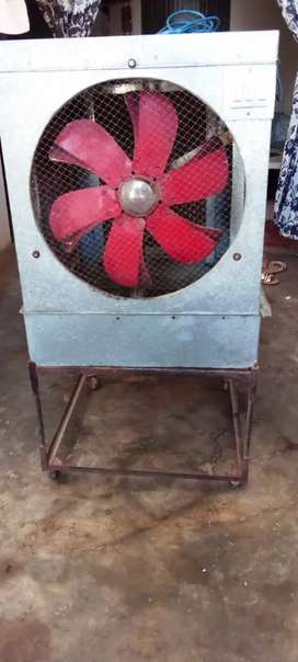 Lahori room cooler with iron stand