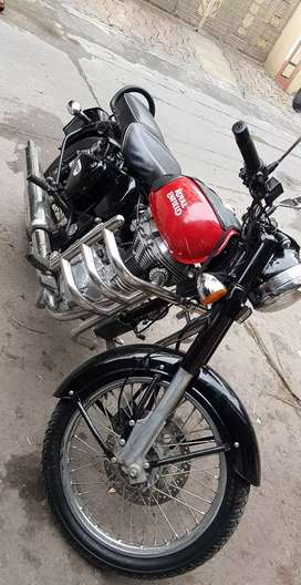 Royal Enfield Classic 2018 Good Condition