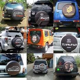 tutp Cover Ban sarung Mobil Touring-Hummer taft jeep rush terios Keren