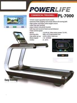 Treadmil commercial code 7000
