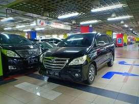 Toyota G barong Manual bensin 2015. Termurah
