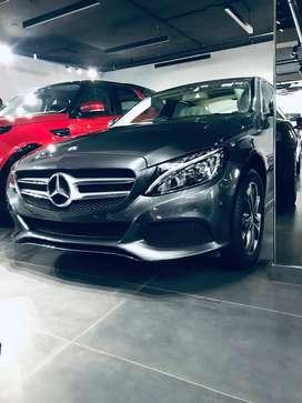 Mercedes-Benz New C-Class C 200 AVANTGARDE, 2017, Petrol