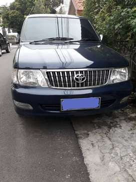 Kijang Kapsul LGX Diesel 2001