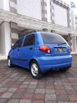 Chevrolet Spark 2005 Istimewa, Siap Pakai !!
