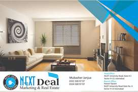 5 Marla Brand New House Stylish 2 Beds for Family Sector H 13 ISB