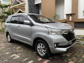 Toyota Avanza 1.3 G AT 2017 AB Tangan Pertama Record Servis Matic A/T