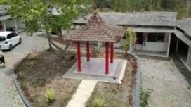Tanah Murah strategis Bonus Hotel 2 Lantai Kolam Renang di Kaliurang
