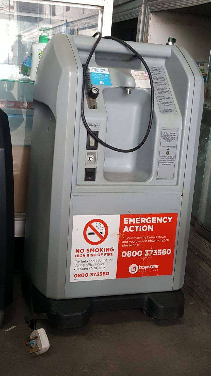 Used Oxygen Concentrator 0