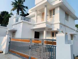 aluva uc college 3.750cent 1250sqt 3bhk new house 45lakh