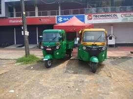 Bajaj CNG & diesel auto