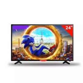 "24"" normal SANOY Led TV . finance service available"