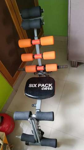 Wonder core - 6 pack - exercise machine