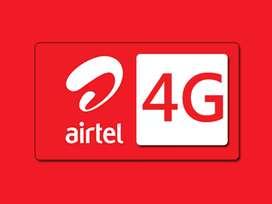 Bpo/telecaller[bharti Airtel4g]fix salary [no target]no registration