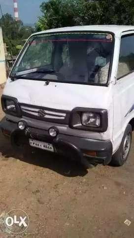 Maruti Suzuki Omni 2000 LPG Well Maintained