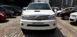 Toyota Fortuner 3.0 MT, 2012, Diesel