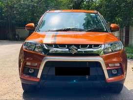 Maruti Suzuki Vitara Brezza VDi - AMT, 2018, Diesel