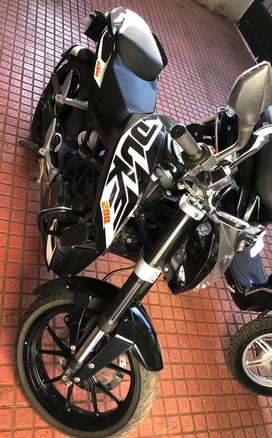 KTM Duke 200 in perfect condition Model 2016 KM 7,452