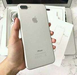 iPhone 7 Refurbished Phone Withe 3 Months Warranty-(Color as Availabil