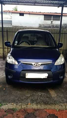 Hyundai i10 2008 Petrol .neat car. Full service history available