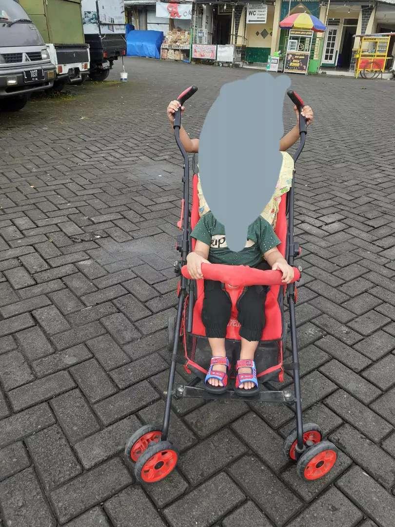 Stroller pliko adventure 0