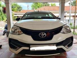 Toyota Etios Liva 1.2 V, 2018, Petrol