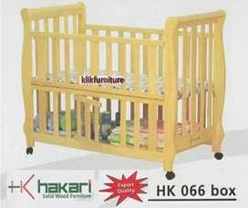Box Bayi Bed Merk Hakari