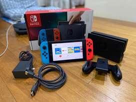 Nintendo Switch V1 + BONUS