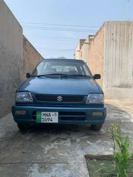 Mehran for sale 2008/9