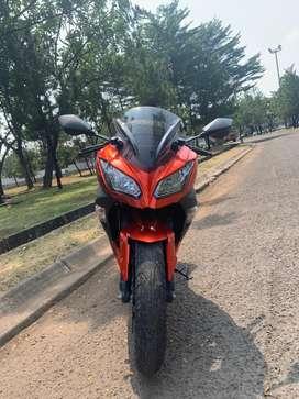 Kawasaki ninja EX250L thn 2016