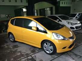 Jazz RS 2010 matic asli kuning