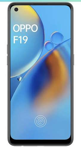 Oppo F19 (06GB,128GB) 01 month old