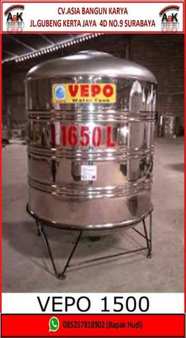 Tandon Stainless Steel VEPO 1650L
