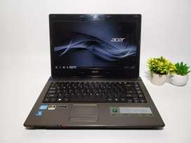 Laptop Anak Kuliahan ACER 4750 #Second