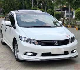 Honda civic 2014 orial Manual Total genuine