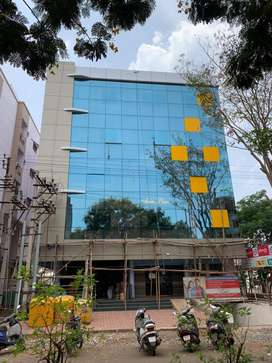 2900 SQ. FT. OFFICE SPACE FOR RENT ON 1st FLOOR AT SHAHU NAGAR