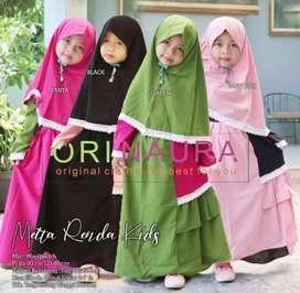 Fashion New Metta Kids Dress