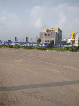 2 Side Open Commercial Plot for Sale near Zirakpur (Chandigarh)