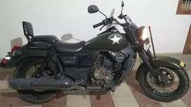 Um motor bike commondo