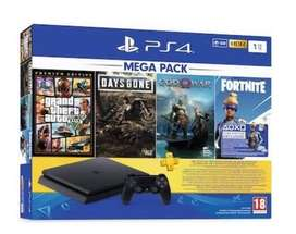 Brand New PS4 in Box and additional controller