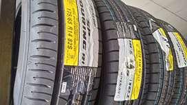 Ban Untuk Mobil Yaris DUNLOP 195-50-16 ENASAVE EC300