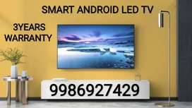 LATEST ANDROID TV|3YEARS WARRANTY|LOWEST PRICE|COD AVAILABLE|SMART