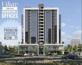 """""""Office on sale just 1.5km from Natubhai Circle @Gotri Main Road"""""""