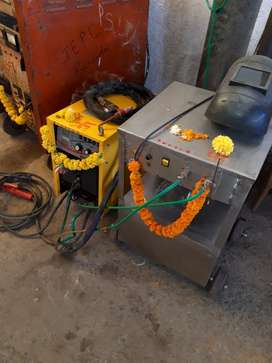We Want 2 Lathe Machine Operater and 1 Welder, Tig & Mig