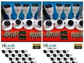 Paket promo kamera cctv hd kualitas jernih