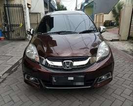 MOBILIO E PRESTIGE 2014 MATIC MARUN #HondaMobilioE #MobilioMetik