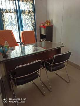 Furnished office/rooms for boys/godown at vikas nagar