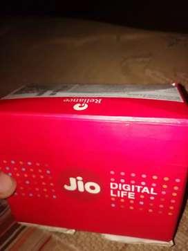 Jio wifi modem excellent condition
