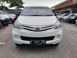 Daihatsu Xenia ' X Manual 2014 low Km Pajak Panjang Dp Promo 12 Juta