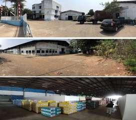 Dijual Tanah + Pabrik Dan Gudang